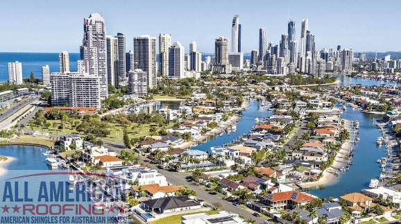 Asphalt Roof shingles Brisbane